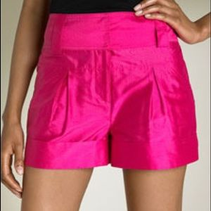 DVF Jonah Silk Shorta